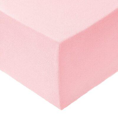 Frottee mit Gummiband, blassrosa Dream Line