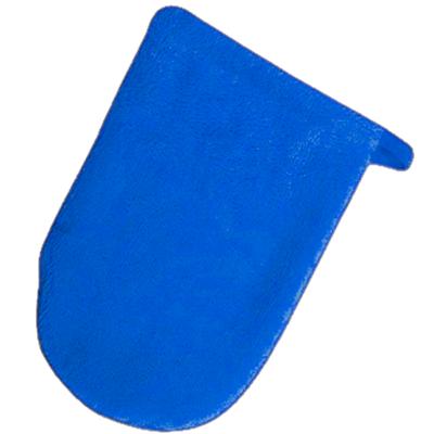 Serviette de bain - éponge - bleuet ( 10 )