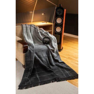 Koc bawełniano-akrylowy 150x200 - 1385/2